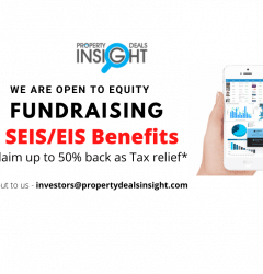 SEIS / EIS Fundraising Opportunity Property Deals Insight