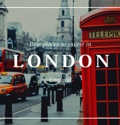 Best Places to Invest in London - Property Deals Insight