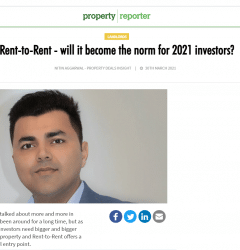 Rent-to-Rent - will it become the norm for 2021 investors?